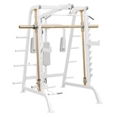 Maxx Fitness IF Line Half Cage Smith Attachment (MAX-IFHCS)